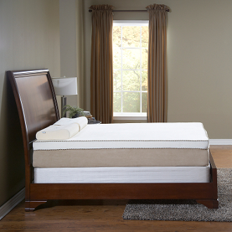Nature's Sleep Visco Memory Foam Mattress Review and Groupon 74% off + FREE Shipping