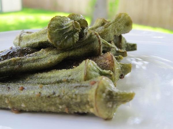 Roasted Okra Recipe - Allrecipes.com