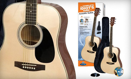 Acoustic Guitar Groupon
