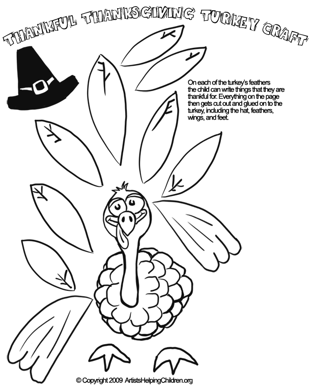 thanksgiving coloring pages and worksheets - photo#2