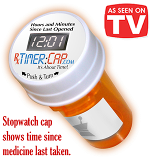 Rx Timer Cap Review Never Second Guess Your Medication
