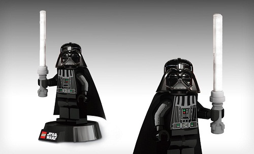 lego darth vader desk lamp groupon