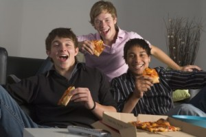 healthy eating habits for teen boys