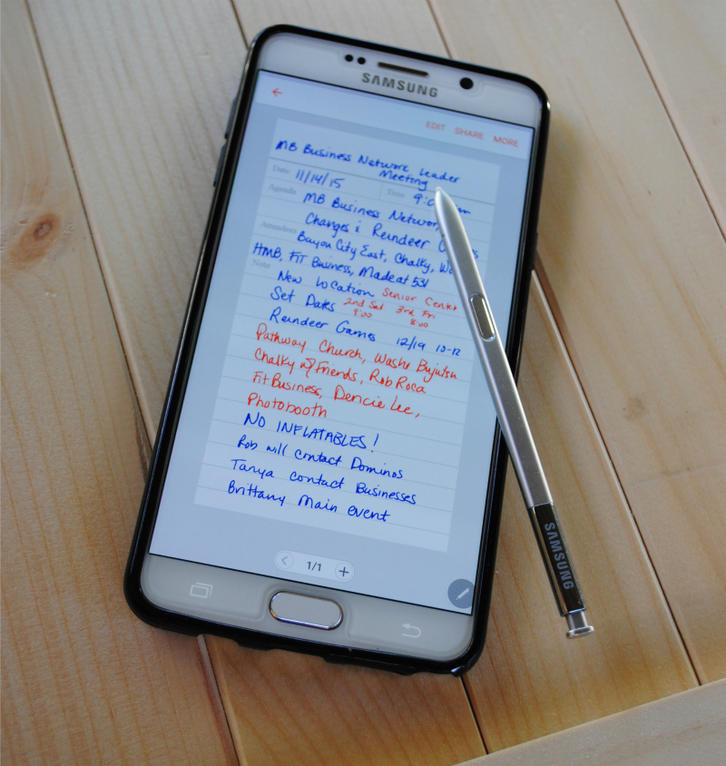 Why you should have your own Samsung Galaxy Note5! | #SprintMom #IC #ad