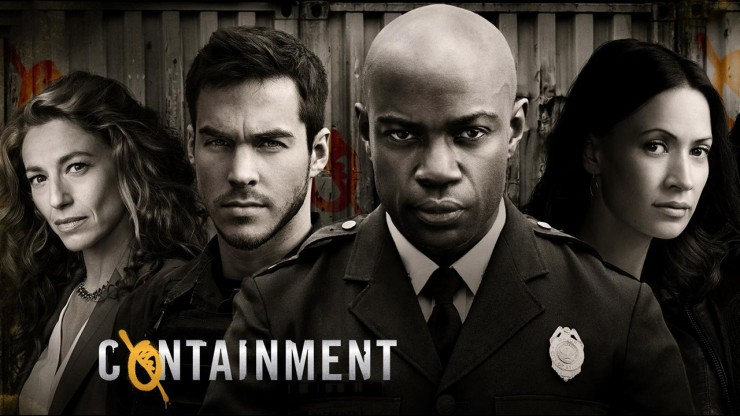 Containment Netflix #StreamTeam