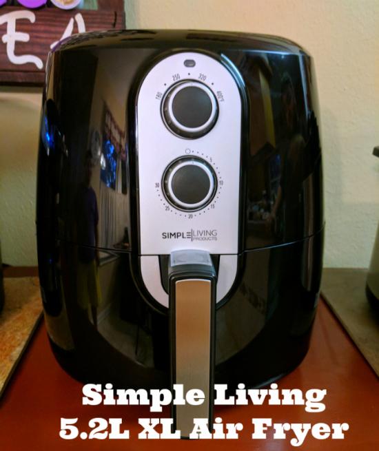 Simple Living 5.2L XL Air Fryer